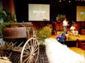 FUN.17 Decorated Function Theme Example - Country and Western Dinner