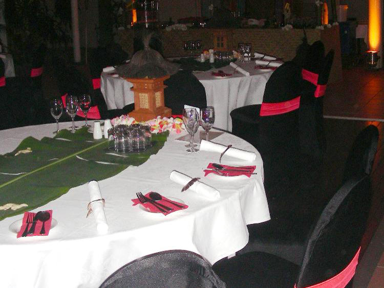 Wedding Function And Event Table Decoration And Other Accessories