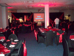 GR.1 Telstra Awards Dinner - Overview - Grafton Ex Services Club - Grafton