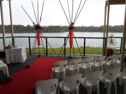 NAM.2 Ceremony Setting - Nambucca Golf Club