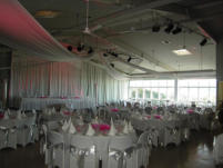 BB.2 Hot Pink and Silver Wedding