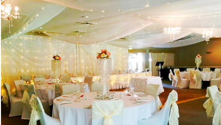 Reception decoration - Classic room, Bonville Golf resort